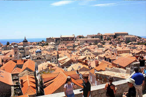 Dubrovnik city Walls Walking Tour  / Price on request