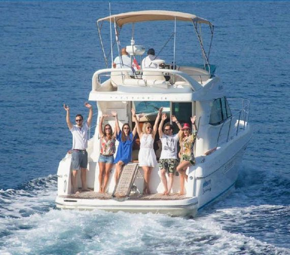 Island Cruise by motor boat from Dubrovnik / 1160 EUR