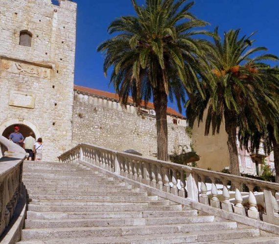 Korcula from Dubrovnik / 54 EUR