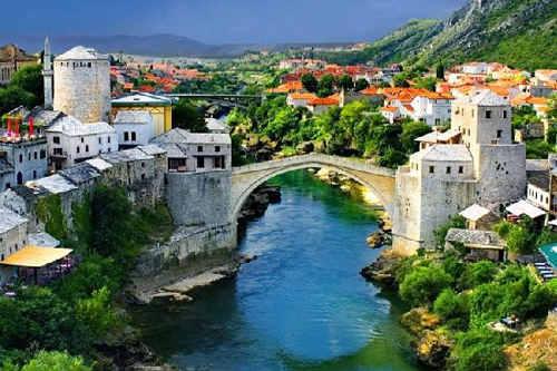 Mostar / 55 EUR
