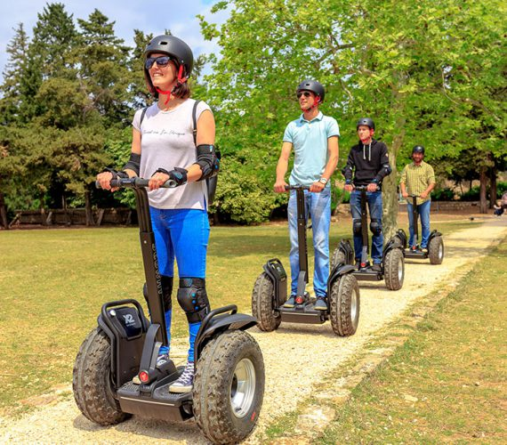 Segway off-road, island of Lokrum / 65 EUR